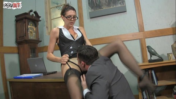 Boss Lady Pussy Service with Sadie Holmes Lance Hart Femdom