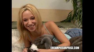 Creampie Surprise – Jada Stevens