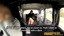 FakeTaxi – Sexy long haired brunette