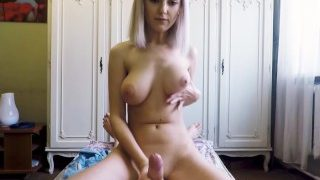 Stepsister made her brother cum just before mom came home – BLACKMAILED